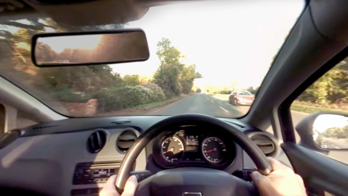 DriveVR Video - VR Driving